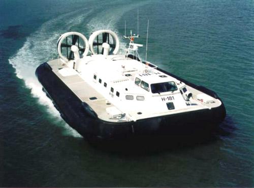 Alat Transportasi Hovercraft 07