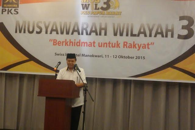 PKS akan Ajukan Capres Sendiri