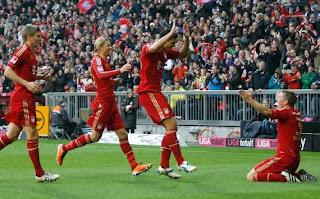 Resultado Partido Bayern de Múnich Vs Nápoli