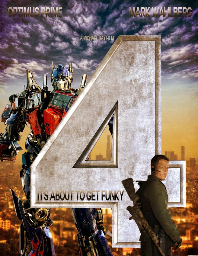 Robot Đại Chiến 4 - Transformers 4