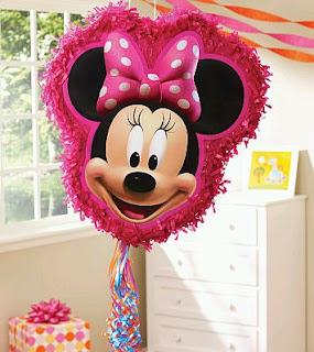 Piñatas de Minnie Mouse para Fiestas Infantiles