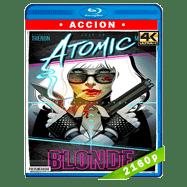Atómica (2017) 4K UHD Audio Dual Latino-Ingles