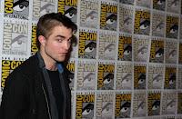 Comic Con 2011 red carpet Robert Pattinson