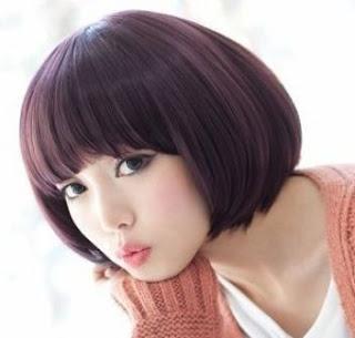 pendek yang mungkin bisa menjadi Model Rambut Pendek Wanita Terbaru