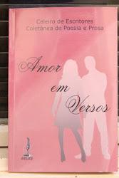 """Livro """"Amor em Versos"""""""