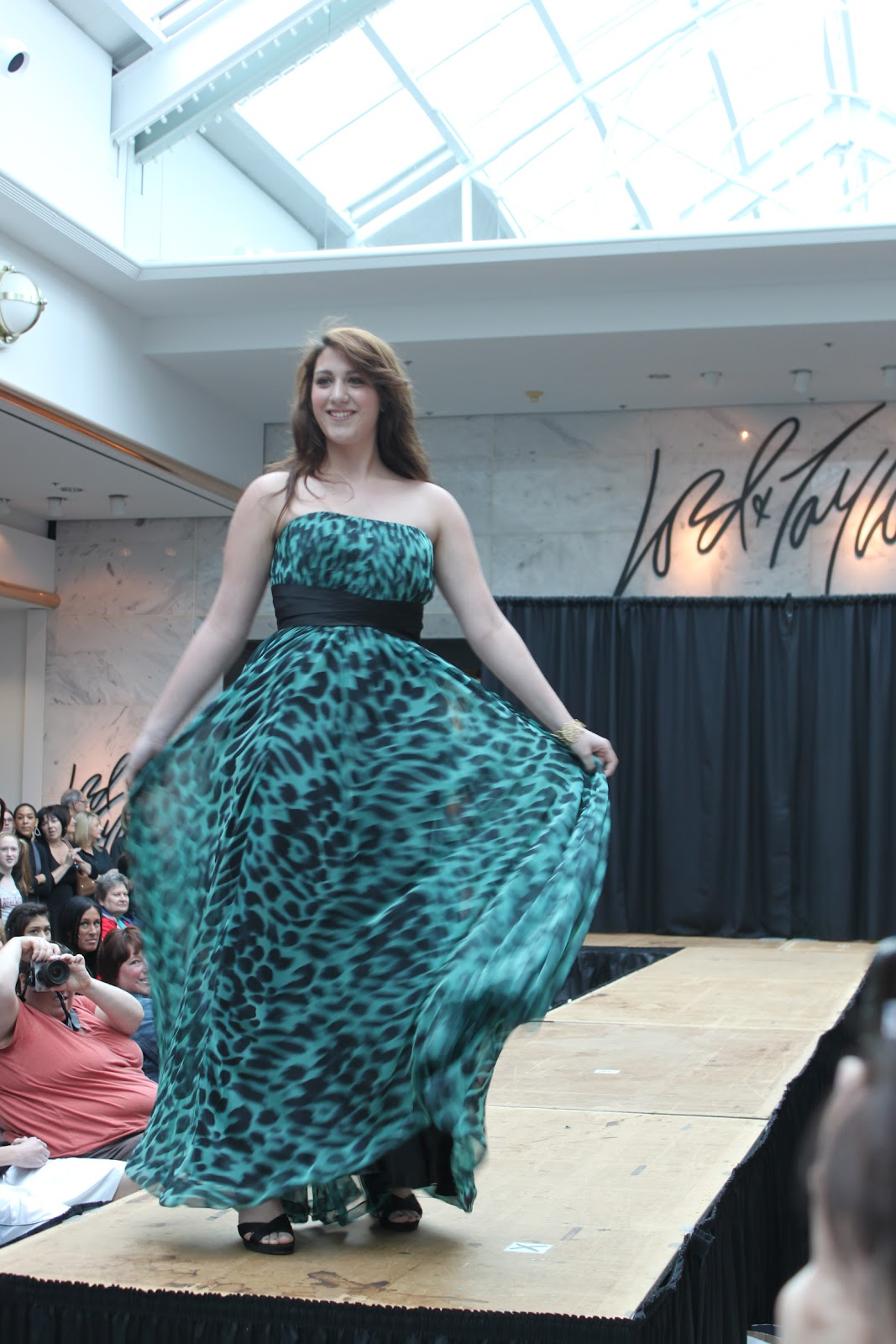 Lord And Taylor Prom Dress Fashion Show - Plus Size Tops