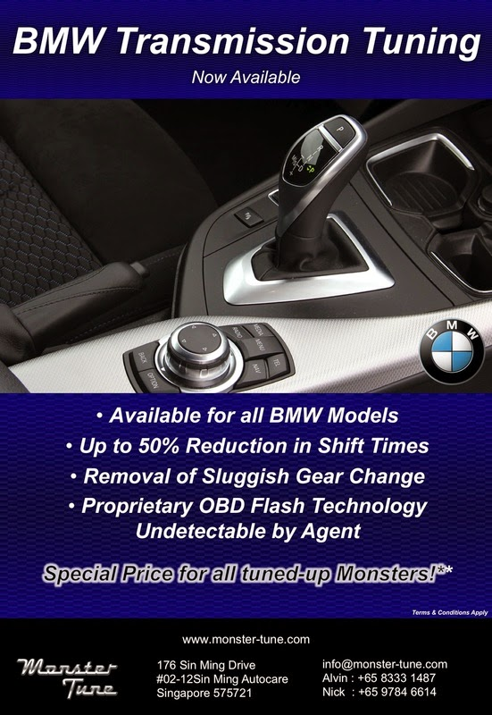 BMW Transmission Tune