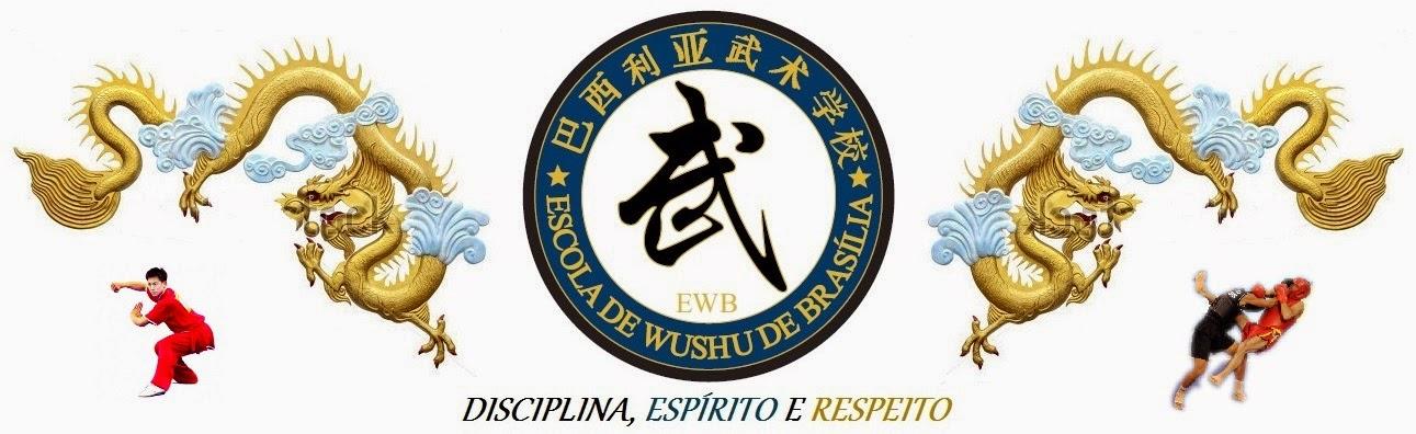 ESCOLA DE WUSHU DE BRASÍLIA - EWB - BRASÍLIA WUSHU SCHOOL