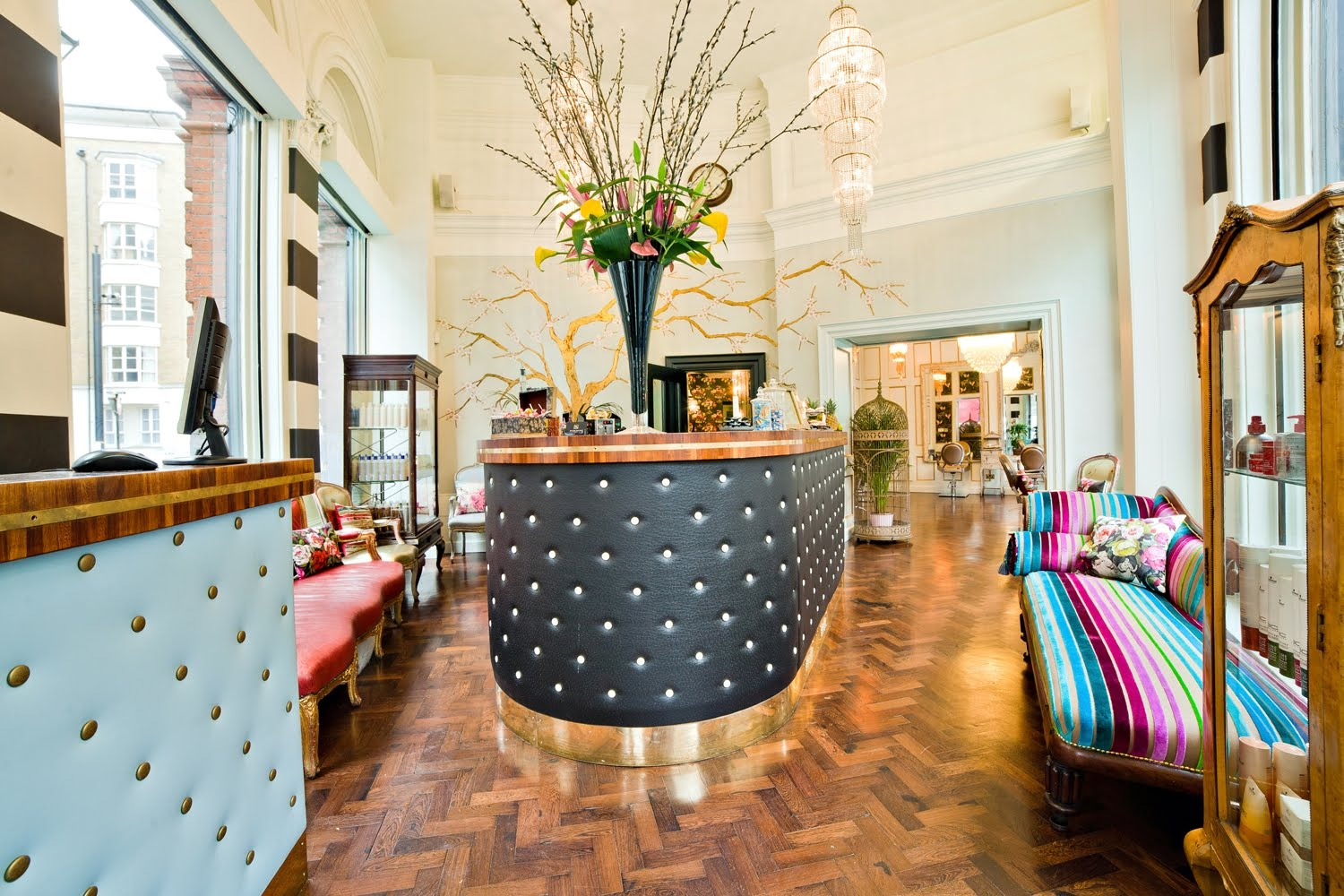 Taylor Salon Spitalfields Cut Colour Revamp For Thoroughly Modern Milly
