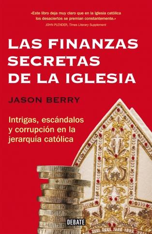 Las Finanzas secretas de la iglesia, livro de Jason Berry