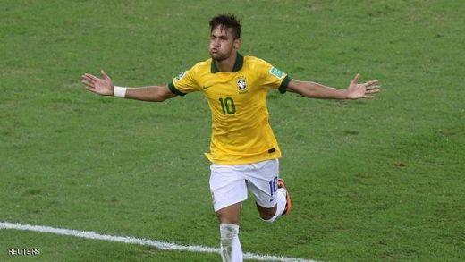 البرازيل تفوز على أسبانيا وتتوج بكأس القارات
