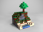 Minecraft Lego. Source : suparMacho. Labels: Divers