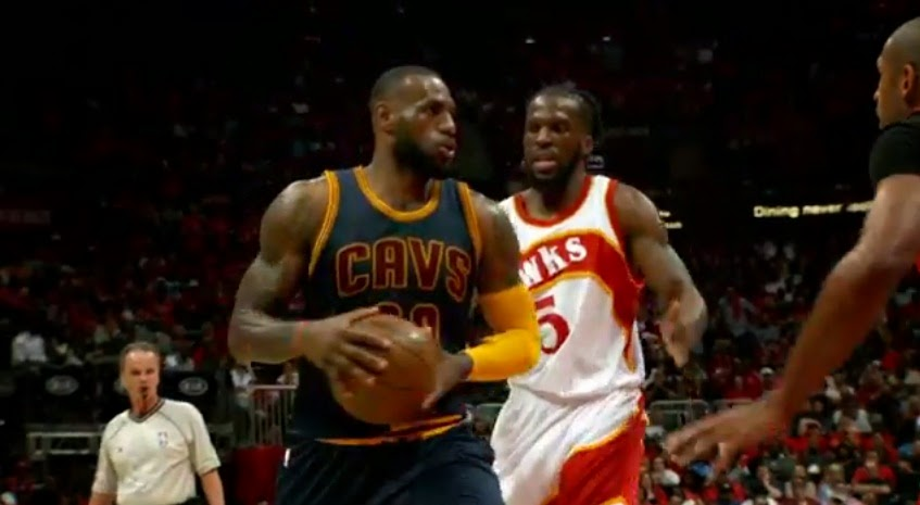 NBA Eastern Conference Finals 2015: Cavs vs Hawks Game 2 Results | MyKiRu IsYuSeRo