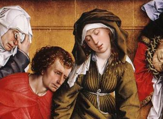 formal analysis rogier van der weyden Otto pacht examines the great netherlandish painters of the 15th and early 16th  century by putting emphasis on formal analysis and on direct contact with the.
