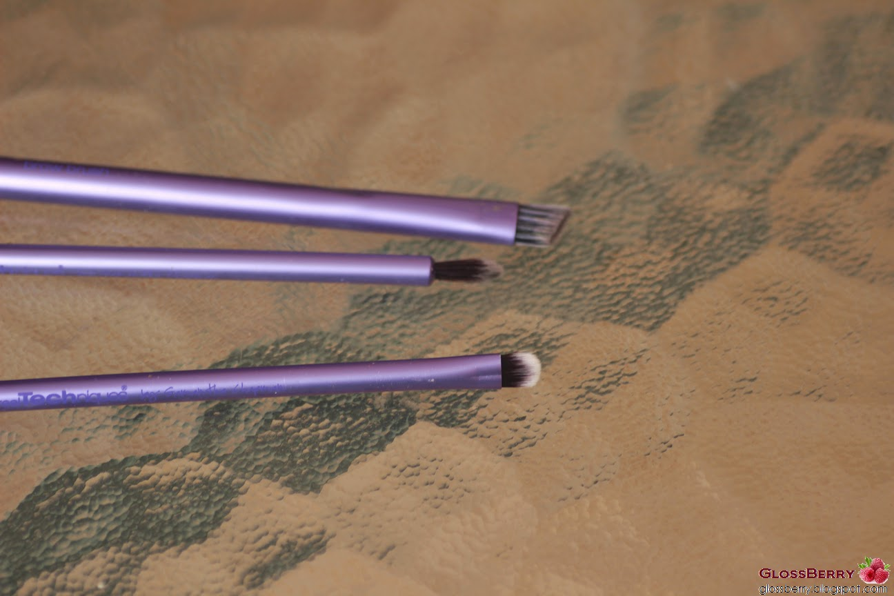 real techniques shading brush ריל טכניקס מברשות עיניים