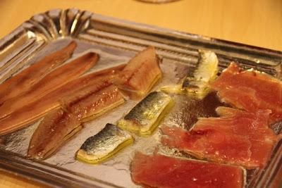 Anchoas y productos Casa Santoña Blog Esteban Capdevila