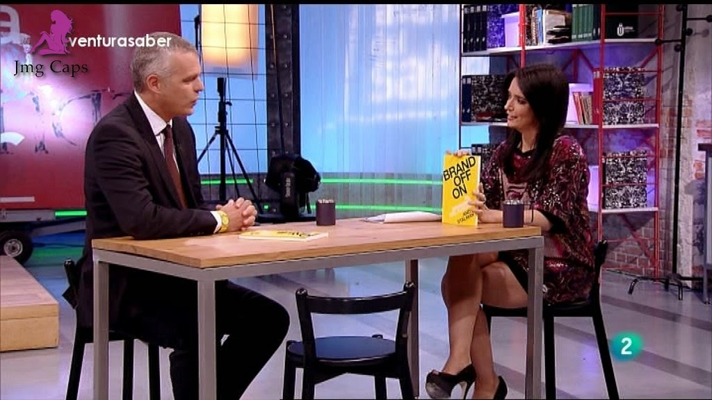 MARIA JOSE GARCIA, LA AVENTURA DEL SABER (22.01.15)
