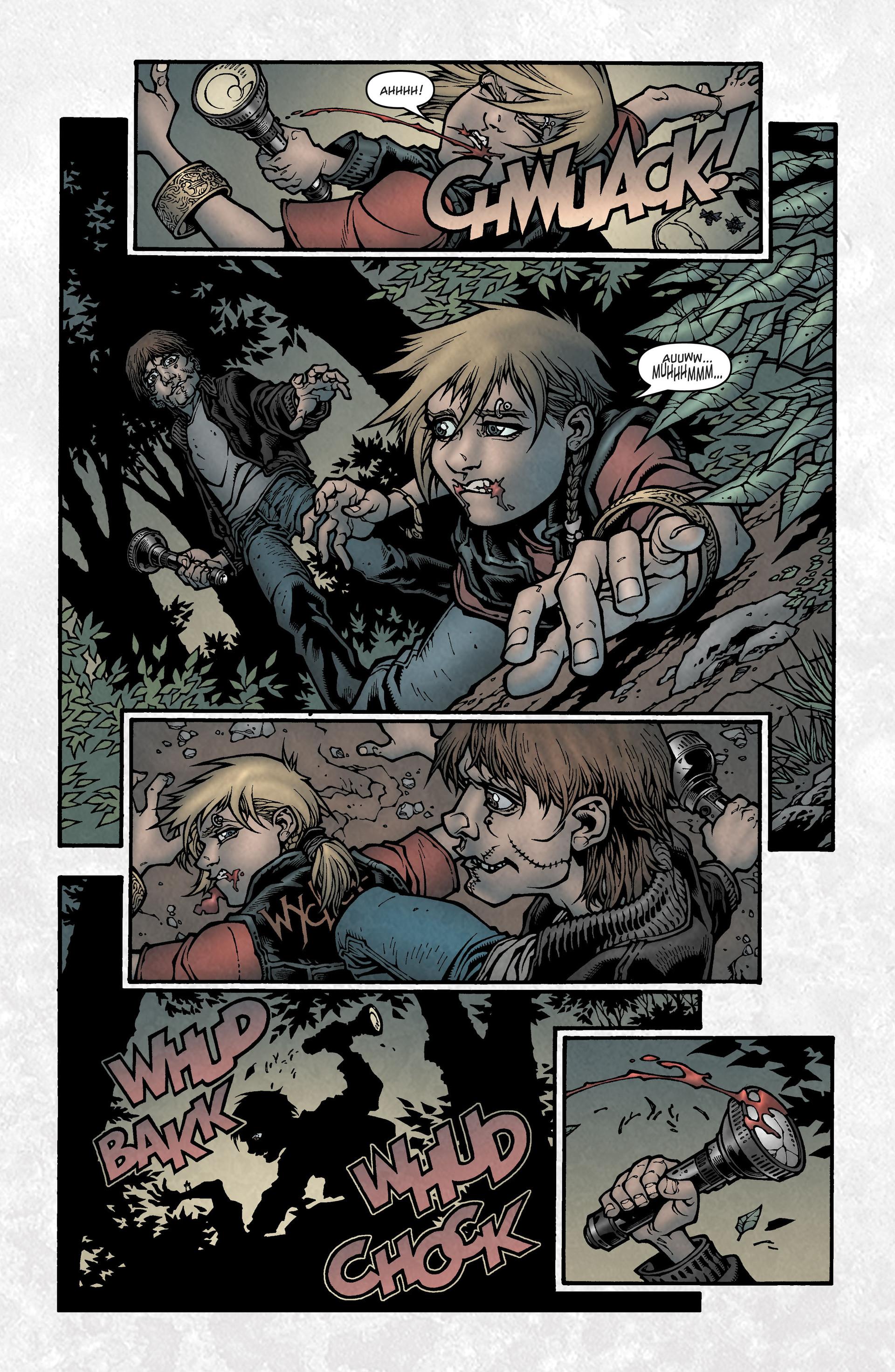 Locke & Key (2008) Issue #5 #5 - English 17