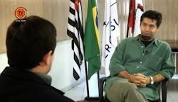Entrevista à TV Câmara de Jacareí