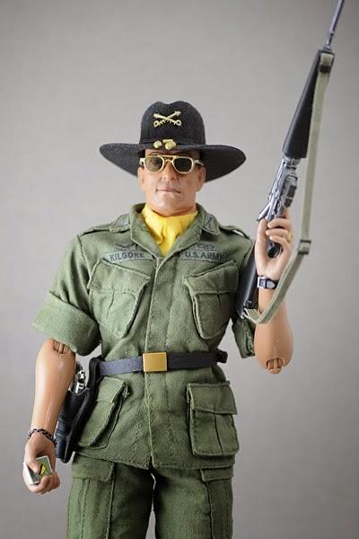 Lieutenant Colonel Bill Kilgore of Lieutenant Colonel Bill