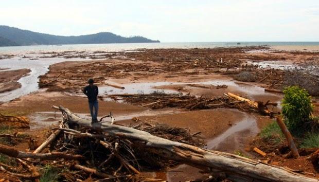 Pekerjaan Konstruksi Picu Kerusakan Lingkungan