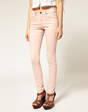 skinny colored pants jeans