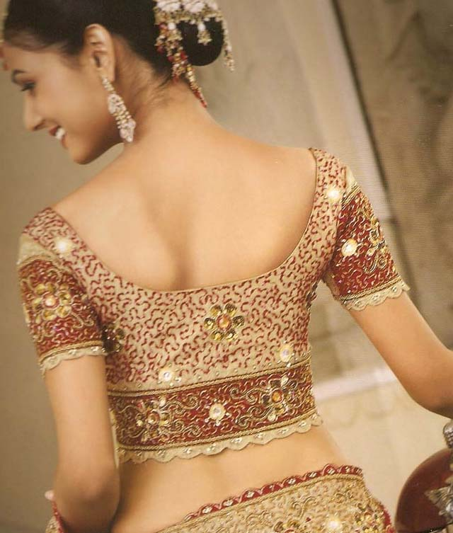 Popular Saree Is The Most Classic Indian Wear Sarees Are The Fantastic Wear  Quicksleeved Or Extensivesleeved Blouses Are Incredibly Considerably Popular Between Women On The Other Hand, Nowadays Blouses With Straps And Halter Neck