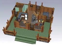 Denah Rumah Kayu