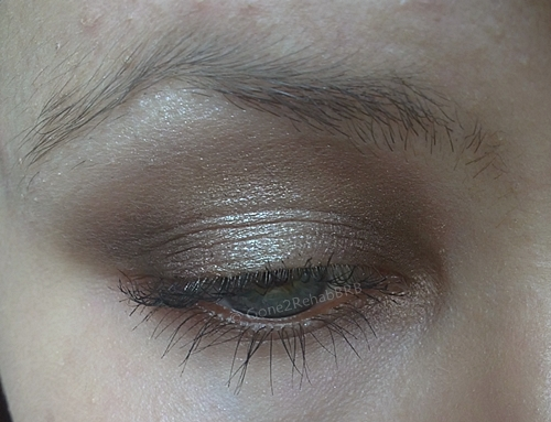 daytime wearable brown make-up