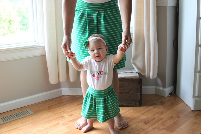 Mommy & Me Skirts