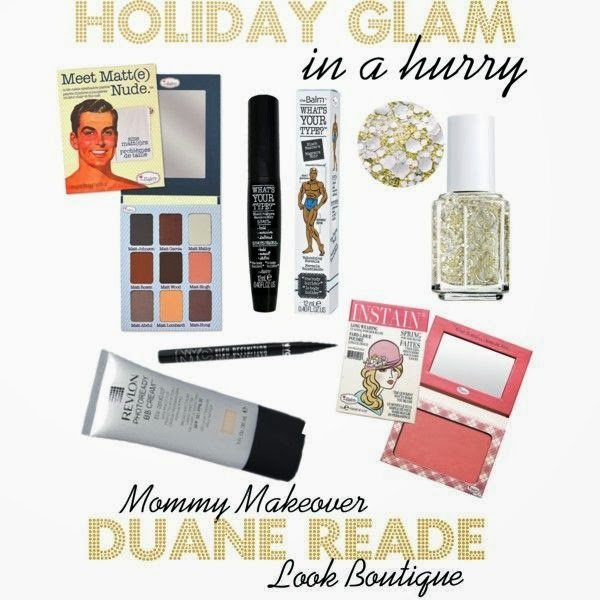 Duane Reade Look Boutique 40 Wall Street Makeup #DRHoliday #Shop #Cbias