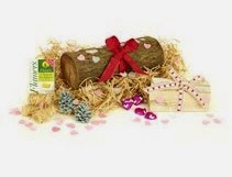 Picture of log gift set