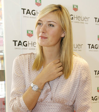 Maria Sharapova Latest Photos