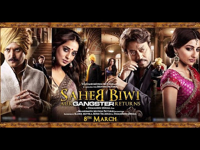 Saheb biwi aur gangster returns first look