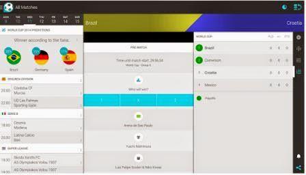 froza soccer - aplikasi android untuk update berita piala dunia