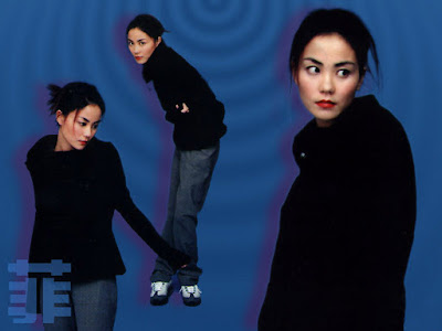 Faye Wong Cute Wallpaper