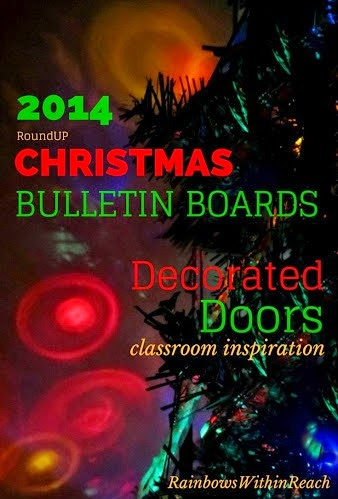 2014 MEGA RoundUP Christmas Bulletin Boards