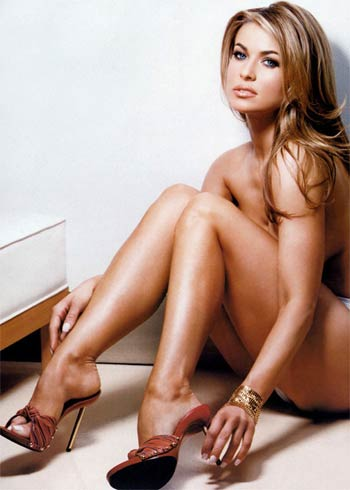 carmen electra sexy Teen Top   Be Ma Girl ...