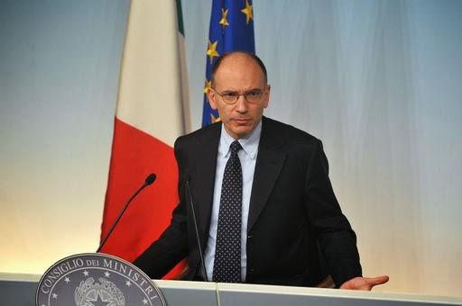 LETTA: IL NUOVO ANNO VEDRA' L'ITALIA LEADER IN EUROPA