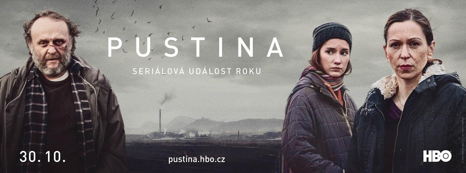 Pustina Temporada 1 Espa&ntildeol Disponible