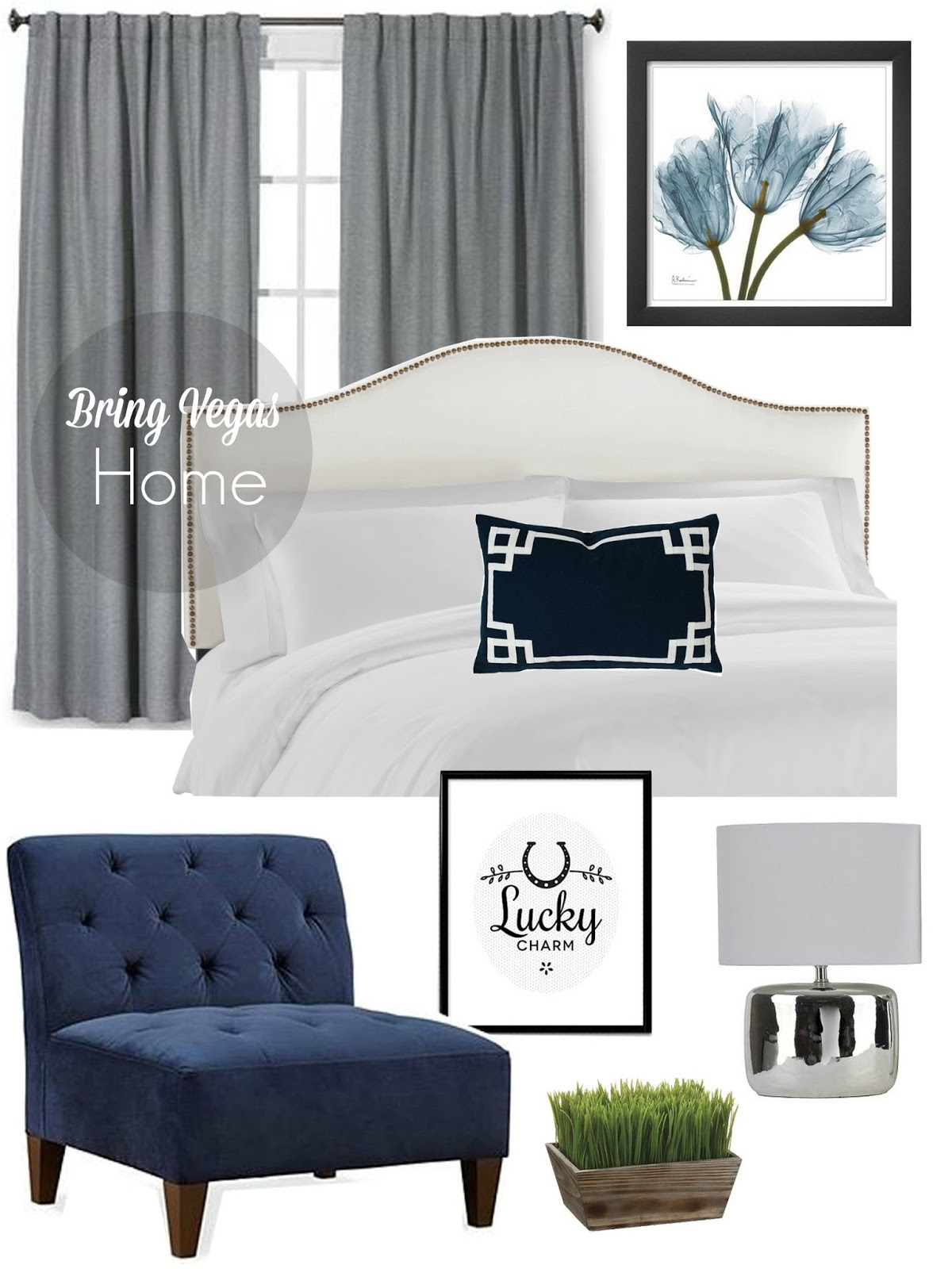 Navy Blue Room Decorating Ideas Hotel Inspiration