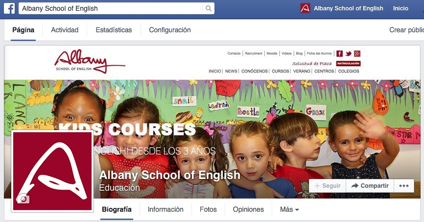 ALBANY ON FACEBOOK