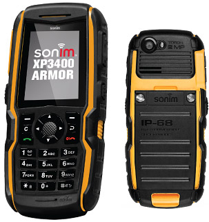 Phone Sonim XP3400 Armor