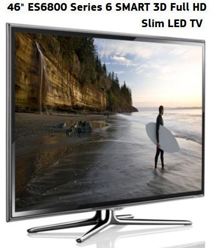 samsung es6800 smart tv price in india features specifications launch in 2012. Black Bedroom Furniture Sets. Home Design Ideas