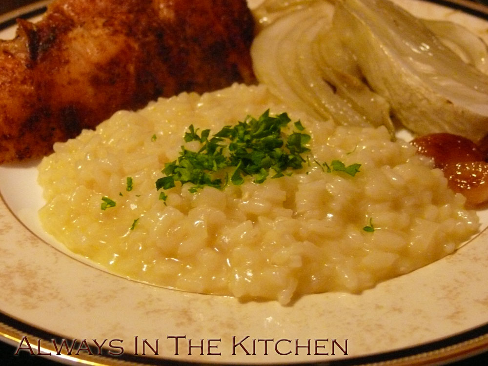 Lemon Risotto Recipes — Dishmaps