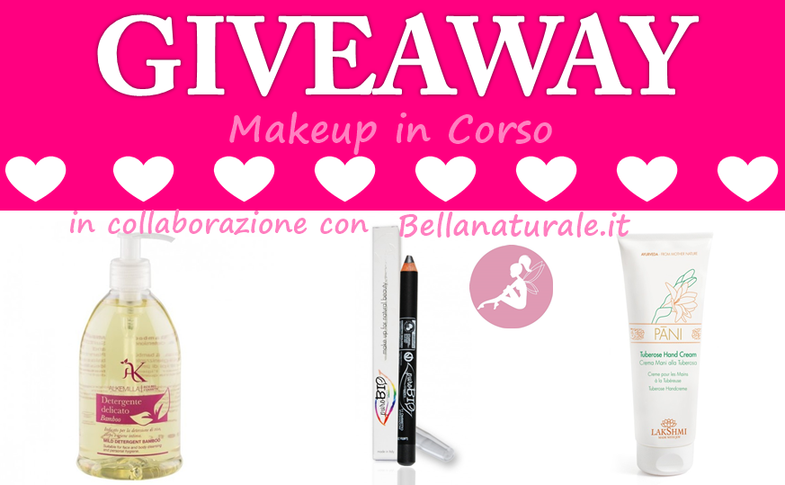 http://makeup-incorso.blogspot.it/2015/02/giveaway-bella-naturale.html