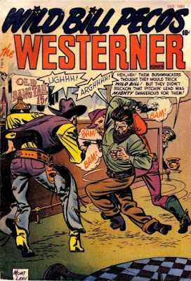 The Westerner 32 cover