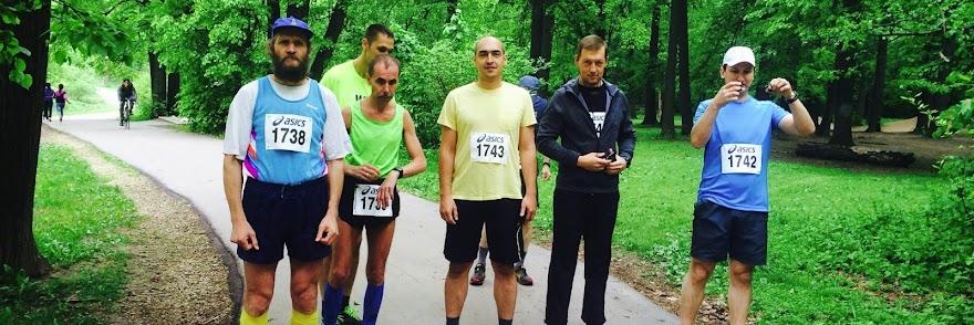 XIII Гольяновский марафон - 24 мая 2015 - фото