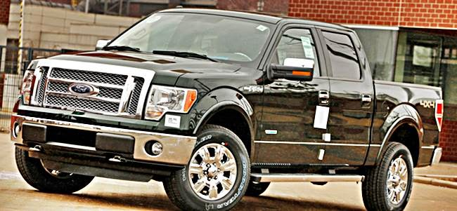 2013 Ford F 150 Lariat Ecoboost Review