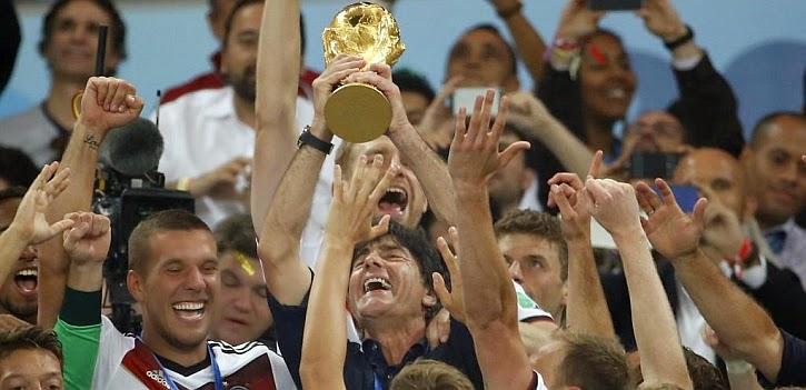 35 millones de dólares ganó el campeón Alemania